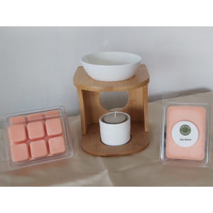 Scented Soy Candle Melts