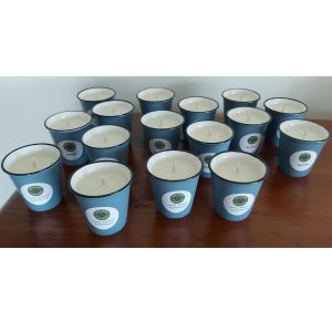 Scented Soy Candle Espresso Cups (Re-Usable) – Limited Edition